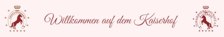 Kaiserhof Legelshurst Logo