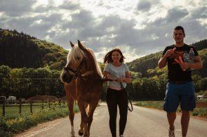 Reiturlaub mit dem eigenen Pferd